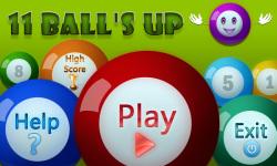 Eleven Balls screenshot 3/4