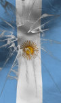 Argentina flag Free screenshot 1/5