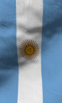 Argentina flag Free screenshot 3/5
