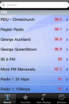 Radio New Zealand Live screenshot 1/1
