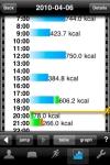 Serious Nutrition Tracker screenshot 1/1