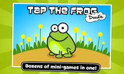 Tap the Frog: Doodle screenshot 1/6