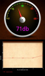 Sound Meter/Noise detector db screenshot 2/3