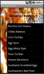 Flavorful Mexican Recipes screenshot 2/5