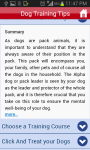 Easy Dog Training Tips And Tricks  screenshot 3/5