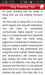 Easy Dog Training Tips And Tricks  screenshot 5/5