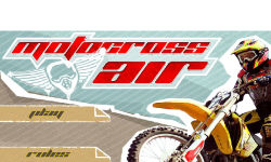 Motocross Air screenshot 1/6