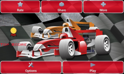 Formula Racing Car Pro Game screenshot 1/5