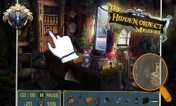 The Hidden Object Mystery 4 screenshot 2/5