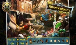 The Hidden Object Mystery 4 screenshot 3/5