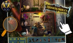 The Hidden Object Mystery 4 screenshot 4/5