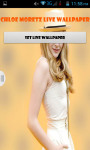 Chloe Grace Moretz Live Wallpaper Best screenshot 1/4