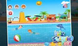 Kids Swimming Pool for Boys screenshot 1/5