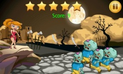 Zombie Temple screenshot 1/6