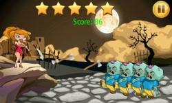 Zombie Temple screenshot 2/6