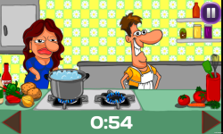 Daddy Cooks screenshot 1/6