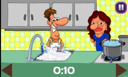 Daddy Cooks screenshot 2/6
