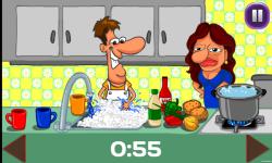 Daddy Cooks screenshot 3/6