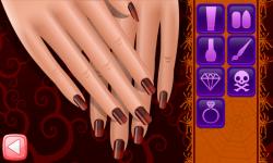 Halloween Nail Free screenshot 1/6