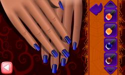 Halloween Nail Free screenshot 2/6