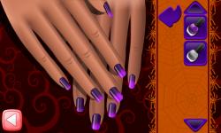 Halloween Nail Free screenshot 3/6