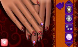 Halloween Nail Free screenshot 6/6