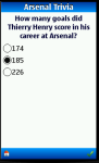 Arsenal 2016 screenshot 3/5