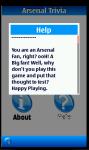 Arsenal 2016 screenshot 4/5