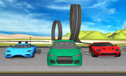 Flying Car- Vehicle Driving 3d screenshot 1/4