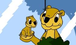 Lion Cubs Kids Zoo Games screenshot 2/3