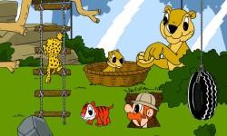 Lion Cubs Kids Zoo Games screenshot 3/3