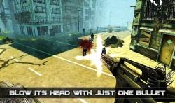 Zombie Reaper Zombie Game actual screenshot 5/6