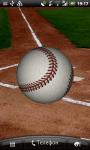 Baseball 3D Live Wallpaper screenshot 1/2