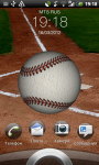 Baseball 3D Live Wallpaper screenshot 2/2