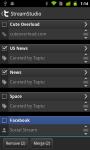 Taptu DJ Your News screenshot 4/5