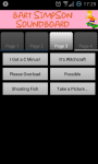 Bart Simpson Soundboard and Tones screenshot 3/4