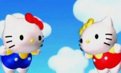 Hello kitty Flying freely screenshot 2/5