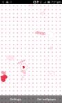 Valentine Card Live Wallpaper free screenshot 3/5
