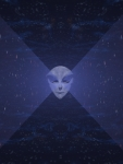 Runner in the UFO Live wallpaper screenshot 3/3