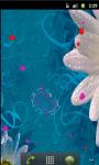 Daisy Flower Love Live Wallpaper screenshot 1/5