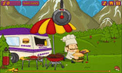 Crazy Burger Chef screenshot 2/6