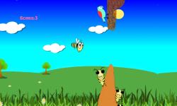 Flappy Tiny Bee screenshot 2/4