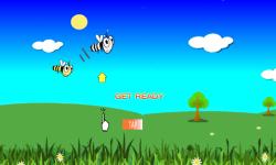 Flappy Tiny Bee screenshot 3/4