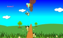Flappy Tiny Bee screenshot 4/4