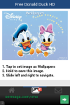 Free Donald Duck HD Wallpaper screenshot 3/5