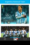Argentina National Team Wallpaper screenshot 3/6