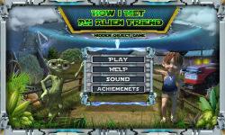 Free Hidden Object Game - An Alien Friend screenshot 1/4