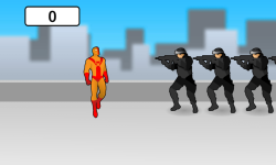 Superhero Flight screenshot 3/5
