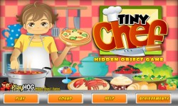 Free Hidden Object Games - Tiny Chef screenshot 1/4
