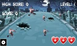 Zombie Killer Game TTM screenshot 3/6
